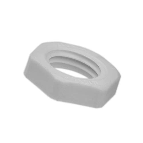 rongweiwang 3D Printer Radiator Metal Heat Sink Plastic Sink Metal 3D Printer Nut 3D Printer Accessory Replacement for E3D-V6, Nut