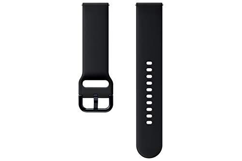 Samsung Galaxy Watch Active2 Sport Band, schwarz