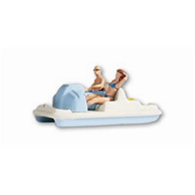 Noch 16810 Pedal Boat H0 Scale Figures