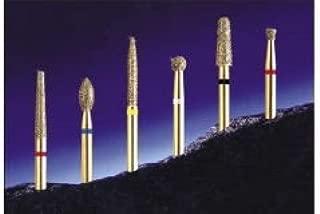 CWH Alpen Diamonds FG 881-010C Round End Cylinder Pk/5