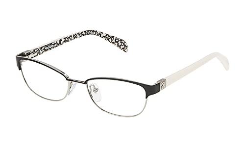 TOUS S0350798 Marcos para Gafas recetadas, Plateado, 50 mm Unisex niños
