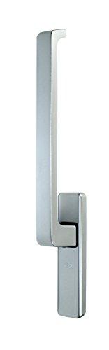 8mm 10M Rolle CANOSIGN Zierstreifen Metall Chrom Geb/ürstet//Geschliffen
