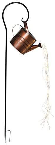 Lámpara decorativa romántica de jardín con diseño de estrella, resistente al agua, se puede utilizar para jardín, dormitorio, fiesta, patio