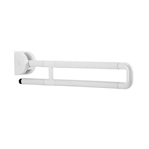 16LYP Edelstahl verdickte WC Geländer Barrierefreie Sicherheit for Behinderte ältere Schwangere Frauen Griff (Color : A, Size : 60cm)