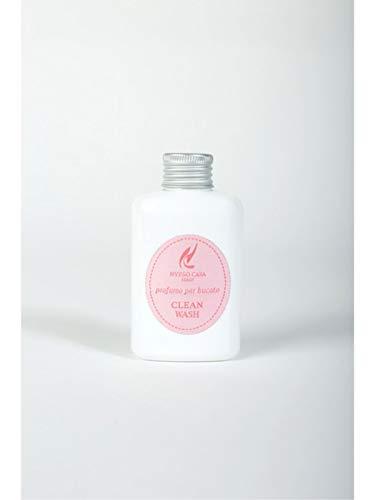 hypno casa Profumo Lavatrice CONCENTRATO 400ML Clean Wash (Rosa)