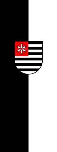 magFlags Drapeau Krautheim | Portrait Flag | 6m² | 400x150cm