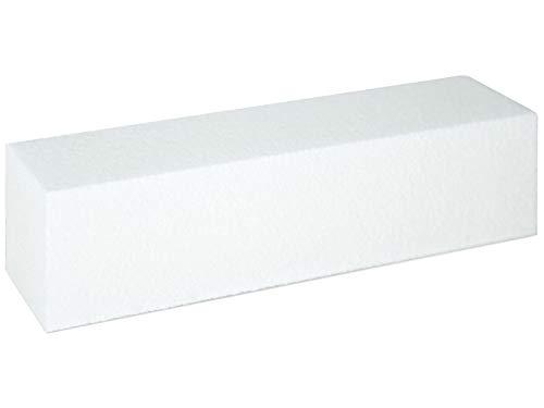 10 x PROFI BUFFER weiß SPAR-PACK SET - Nageldesign Nail-Buffer Buffer-Set für Gelnägel - BESTSELLER