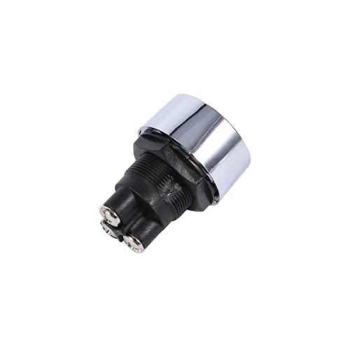 Interruptor de arranque de encendido, fácil de usar, buena mano de obra, botón de arranque del motor, interruptor de encendido, interruptor de arranque del motor, duradero para usar, alta(azul)