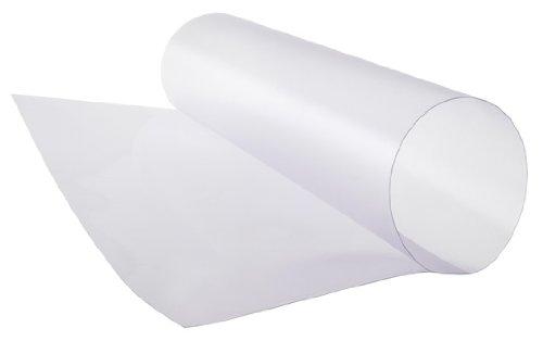 Franken B1020/22-2 documentbeschermfolie voor DIN A0, dikte: 0,5 mm, 1.187 m x 84,1 cm, mat outdoor DIN A0 transparant