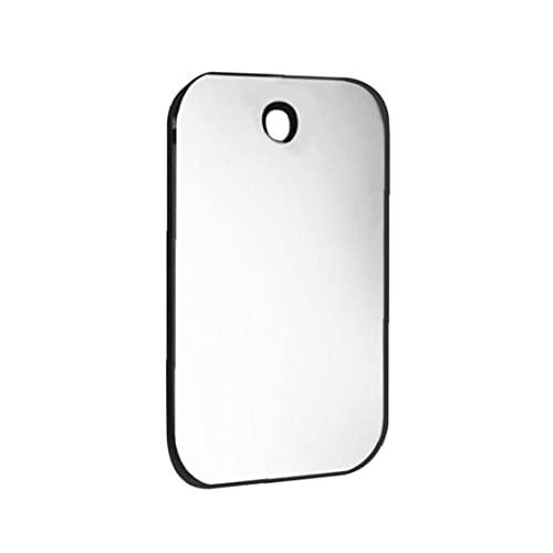 Shower Mirror Acrylic Anti Fog Bathroom Fogless Mirror Fog Free Mirror for Washroom Travel Home Supplies