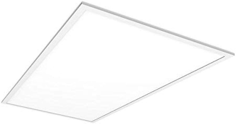 rot Arrow-600x600 Deckenleuchte LED Panel 36w 3000k-Warmwei 5Y-Weier Rahmen