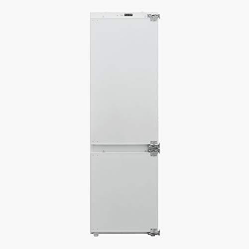 EAS ELECTRIC SMART TECHNOLOGY | EMC177ABI | Frigorífico Combi | Color Blanco | 177x54 cm E/A++ | Cajón para verduras | Tecnología Maxifresh | Refrigerador 180 litros Congelador 63 litros