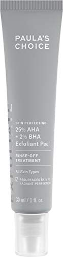 Paula s Choice Skin Perfecting 25 AHA 2 BHA Exfoliant Peel Fragrance Free Paraben Free 1 Oz product image
