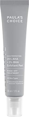 Paula's Choice Skin Perfecting 25% AHA, 2% BHA Exfoliant Peel