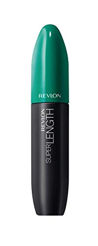 Revlon Super Length Mascara WP Blackest Black 151, 1er Pack (1 x 8,5 ml)
