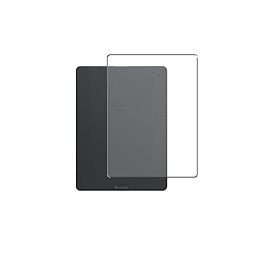 Vaxson 2 Unidades Protector de pantalla Posterior, compatible con Kobo Glo HD (N437) / Touch 2.0 [No Carcasa Case ] Película Protectora Skin Cover Piel