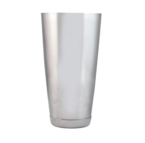 Cocktail Shaker 28 oz. Weighted Stainless Steel