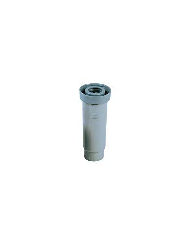 entonnoir siphonné - entrée taraudée - 26 x 34 mm - sortie verticale - nicoll ygsf1