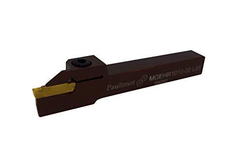 PAULIMOT Abstechstahlhalter 10 x 10 mm inkl. Wendeschneidplatte