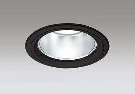 ODELIC LEDベースダウンライト セラメタ150W相当 ブラック 32° 埋込穴Φ150mm 昼白色 5000K M形 一般型 専用調光器対応 XD404034 (電源?調光器?リモコン?信号線別売)