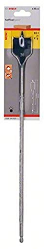 Bosch 2 608 595 419 - Brocas fresadoras planas Self Cut Speed,...