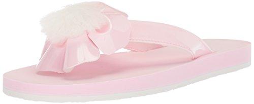 UGG Girls K Poppy Flip-Flop, Seashell Pink, 5 M US Big Kid