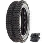 Shinko SR241 Trail Tire Set - Honda CT90/110/200 CL125A - Tires and Tubes