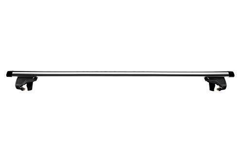 Thule SmartRack 1270, Soporte universal completo para raíles elevados que incluye pies, cierres y Thule AeroBars.