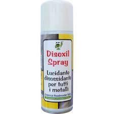 chemical roadmaster DISOXIL Spray pulitore disossidante per Metalli Non Acido Non CORROSIVO