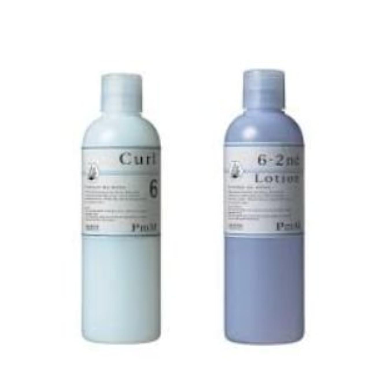 指令従来のみぞれメロスコスメティックス PmM カール6[システアミン]1剤2剤セット/各400ml