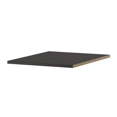 Ikea KOMPLEMENT - Regal, schwarz-braun - 50x58 cm