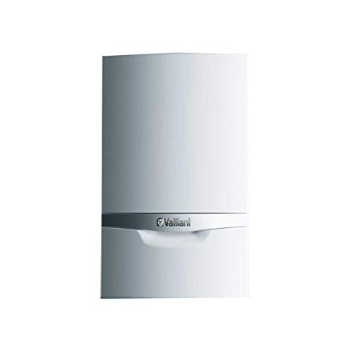 Vaillant Caldera de gas de condensación mixta modelo Ecotec Plus VMW 236/5-5FA, instalación mural, precalentamiento a gas, 23kW, GLP, 33,8 x 44 x 72 centímetros (referencia: 0010021817), blanco