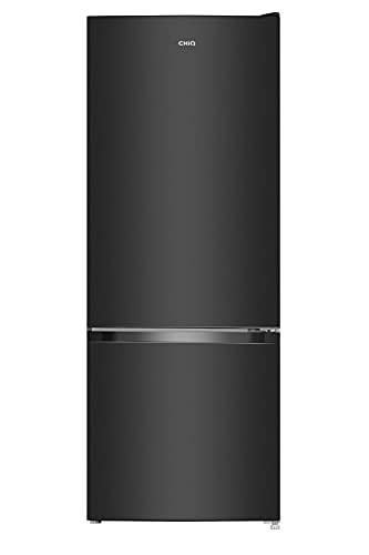 CHiQ Freistehender Kühlschrank mit...