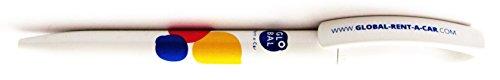 Global Autovermietung - Kugelschreiber - Werbekugelschreiber