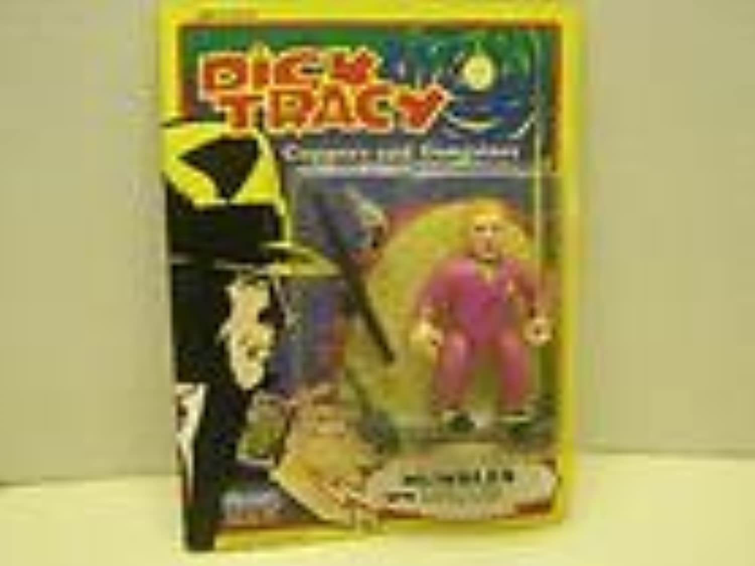 Dick Tracy Coppers and Gangsters Mumbles Action Figure by Dick Tracy Movie