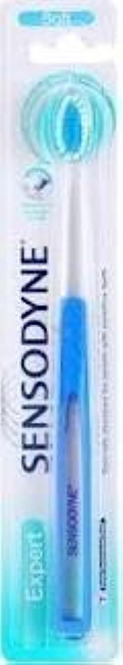 推測伝導率相談Sensodyne (シュミテクト) 柔らかい歯ブラシ 6個入り [並行輸入品] [海外直送品]