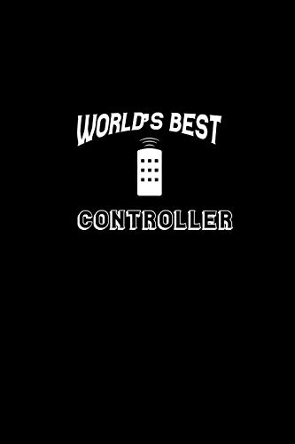 World's best controller: Hangman Puzzles | Mini Game | Clever Kids | 110 Lined pages | 6 x 9 in | 15.24 x 22.86 cm | Single Player | Funny Great Gift