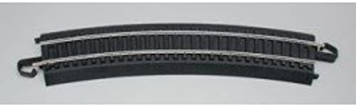 Bachmann Trains 22  Radius Curved Track-Bulk (50 Pcs)-Ho Scale by Bachmann Industries Inc.
