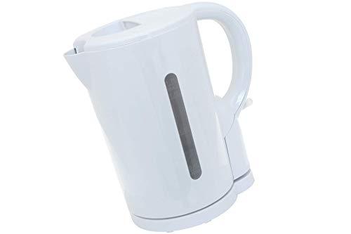 Wasserkocher DESKI schnurlos 1,7 Liter weiss 2200 Watt