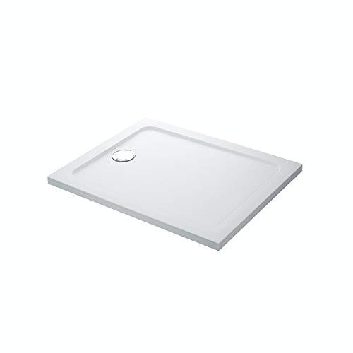 Mira Flight Safe Low Level Anti-Slip Rectangular Shower Tray 1700 x 760