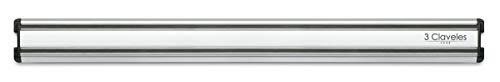 3Claveles 01693Magnetleiste als Halterung für Messer, 45cm