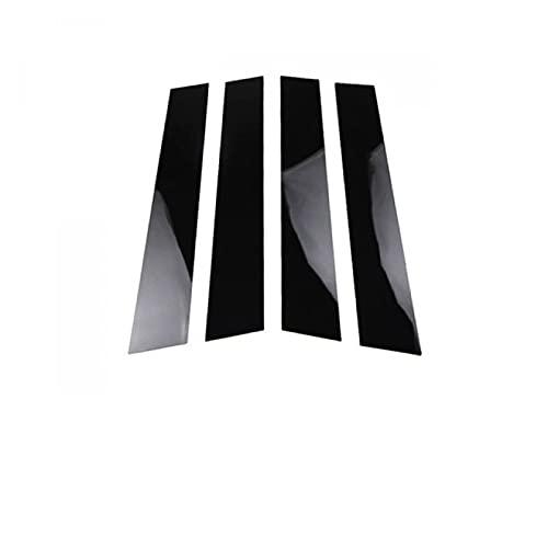 Hliybm para BMW E60 E90 F30 F10 F20 F07 E70 E84 E46 pilares Columna Pegatina Decorativa embellecedor