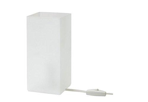 Grono Table Lamp Frosted Glass White by IKEA