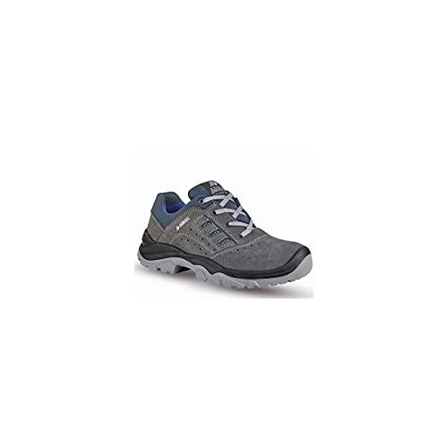 Aimont VAMPIRE S1P SRC - Zapatillas bajas de seguridad, gris, 38 EU