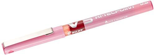 Pilot 717308 - Bolígrafo de tinta líquida, color rosa, Einzelbett
