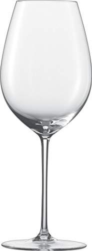 Zwiesel 1872 Enoteca 2-teiliges Rioja Rotweinglas Set, Kristall, klar, 9.8 cm, 2-Einheiten