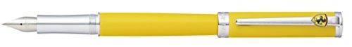 Sheaffer Ferrari Intensity - Pluma estilográfica, color amarillo satén