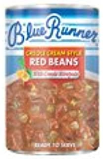 Blue Runner Creole Cream Style Red Beans with Creole Mirepoix (6-pack)