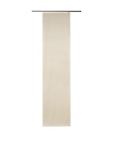 Esprit Home 21518-031-60-245 système Coulissant de Rideau avec des Feuilles GRE 60 x 245 cm, Linge