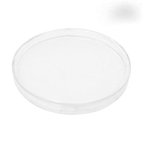 10 unids / lote de plástico transparente portamonedas caja colectora de monedas caja para monedas almacenamiento cápsulas cajas de protección contenedor 18-40 mm-diámetro interior 32 mm